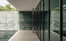Mies van der Rohe. Barcelona Pavilion on Inspirationde