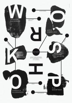 Best Film Posters : Pruša Lucia Elena, Workshop on Inspirationde