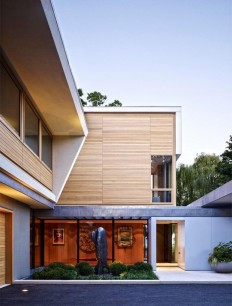 Lake View Residence by Thomas Shafer Architects on Inspirationde