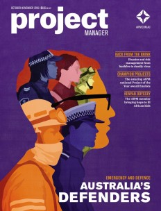 PROJECT MANAGER – AUSTRALIA'S DEFENDERS on Inspirationde
