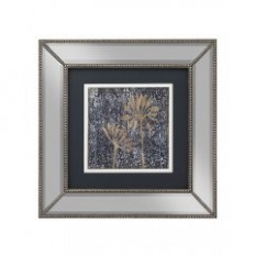 Gilded Silhouette I - Wall Decor - Mirrors & Wall Decor - Our Products