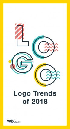 Logo Trends of 2018: All You Need To Know on Inspirationde