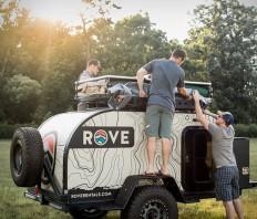 Rove Adventure Trailer Rentals