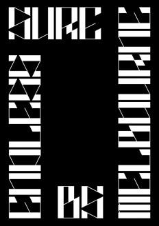It's Nice That | Daniel Vojti?s?ek disrupts his design process using small, distinctive details
