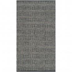 Safavieh Montauk Ivory/Dark Grey 4 ft. x 6 ft. Area Rug-MTK412A-4 - The Home Depot