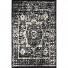 Unique Loom Istanbul Light Gray 4 ft. x 6 ft. Area Rug-3135027 - The Home Depot