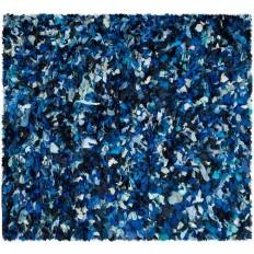 Safavieh Rio Shag Blue/Multi 8 ft. x 8 ft. Square Area Rug - SG951C-8SQ - The Home Depot