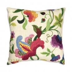 "Richloom 17"" x 17"" Gloria Jubilee Decorative Pillow | OnlineFabricStore.net"