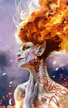 Titania by Ramon Acedo on Inspirationde