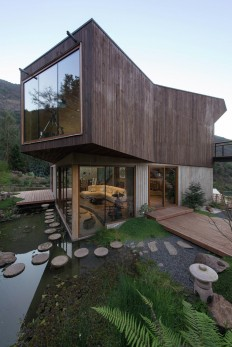 El Maqui House / GITC arquitectura on Inspirationde
