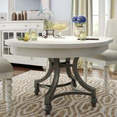 Riviera Round Dining Table & Reviews | Joss & Main
