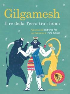 Gilgamesh by Irene Rinaldi on Inspirationde
