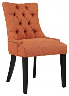 Mod Way - Regent Fabric Dining Chair & Reviews | Houzz