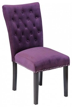 Monsoon Pacific - Markelo Velvet Dining Chairs, Set Of 2 - View in Your Room! | Houzz
