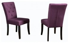 GDFStudio - Nasima Fabric Dining Chair (Set of 2) & Reviews | Houzz