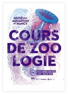 Museum-Aquarium of Nancy – 2015 – poster on Inspirationde