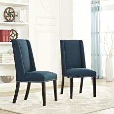 Darby Home Co Florinda Wood Leg Upholstered Dining Chair & Reviews | Wayfair