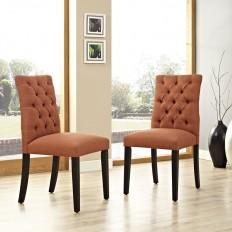 Modway Duchess Upholstered Dining Chair & Reviews | Wayfair