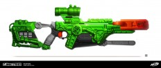 Nerf - Zombie Strike: Dreadbolt on