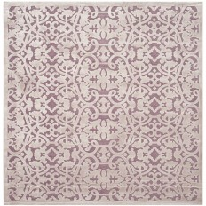 Safavieh Paradise Mauve/Violet 6 ft. 7 in. x 6 ft. 7 in. Square Area Rug-PAR636F-7SQ - The Home Depot