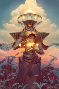 Zuriel, Angel of Libra by PeteMohrbacher on Inspirationde