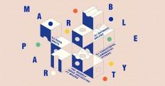 Marble Party ft Mauro, DJ Christophe Lambrecht @ Frans van Hombeeckplein, 2600 Antwerpen, België, Antwerpen [24 February]