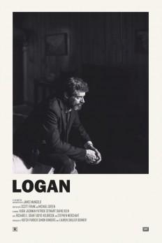 Logan alternative movie poster on Inspirationde