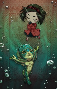 The Shape Of Water by JoannaJohnen on Inspirationde