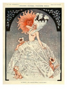 La Vie Parisienne, Henri Gerbault, 1920, France Giclee Print at Art.com