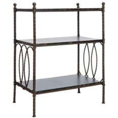 Sibari Brown 3-Tier Stand | Pier 1 Imports
