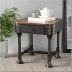 Carla Brown End Table | Pier 1 Imports