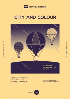 ESTUDIO ESTÉREO 2016 / Art Direction & Gig Posters on Inspirationde