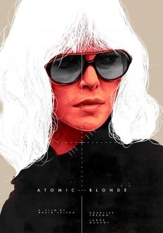 ATOMIC BLONDE on Inspirationde