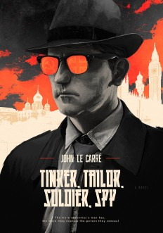 JOHN LE CARRE – TINKER, TAILOR, SOLDIER, SPY on Inspirationde