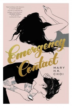 Emergency Contact by Mary H.K. Choi on Inspirationde
