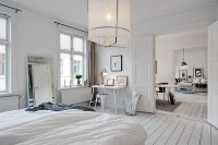 Amazing Scandinavian Three-Room Apartment | Let me be inspired - Interior Design, Interior Decorating Ideas, Architecture