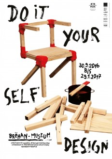 "Gerwin Schmidt, Poster, ""Do it Yourself-Design"", A1 + Citylight - AGI"