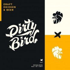 "Getting my Sunday vibe on for ""DIRTYBIRD"" on Inspirationde"