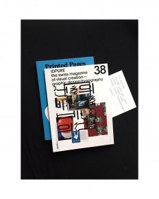 "Beata ?liwi?ska na Instagramie: ""Monday starts at its best. @counterprintbooks ???????? #counterprintbooks #books #designbooks #design #printedpages #idpure #swissdesign #swiss…"""