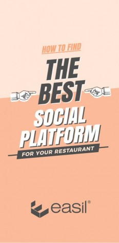 How to find the best social platforms for your restaurant or function centre on Inspirationde