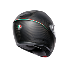 AGV UNVEILS SPORTMODULAR: WORLD'S FIRST FULL CARBON FIBER MODULAR HELMET