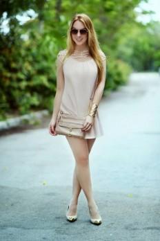 LoLoBu – Hot Miami Styles Adorable Strappy Neckline Mini Dress on Inspirationde