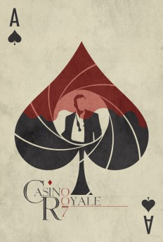 Casino Royale by Ed Burczyk on Inspirationde