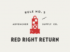 Red Right Return by Dan Cederholm on Inspirationde