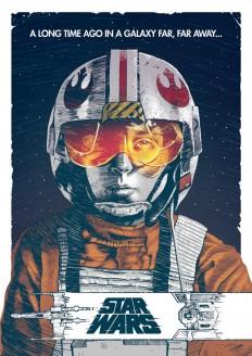 Star Wars by Luke Preece on Inspirationde