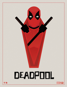 Deadpool Tribute Phase 3 by by Matt Needle on Inspirationde