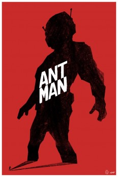 Ant-Man – Poster Design on Inspirationde