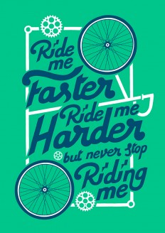 Ride me faster, ride me harder on Inspirationde