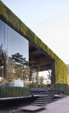 CR Land Guanganmen Green Technology Showroom / Vector Architects on Inspirationde