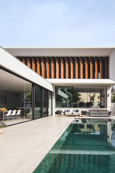 Mediterranean Villa by Paz Gersh Architects on Inspirationde